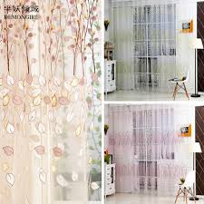 Patterned Curtains Living Room Popular Sheer Patterned Curtains Buy Cheap Sheer Patterned