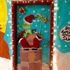 grinch christmas door decorating ideas. How The Grinch Stole Christmas Door Decorating Ideas Elitflat Types Of  For School Grinch Christmas Door Decorating Ideas I
