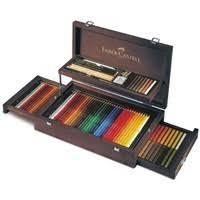 <b>Набор</b> цветных карандашей <b>Faber Castell</b> 126 предметов ...
