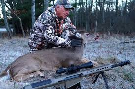 He had a.50 cal flesh wound on his inner thigh. A Missed Shot From A 50 Bmg Still Kills A Deer