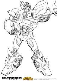 14 Dessins De Coloriage Transformers Prime Bumblebee Imprimer Dessin A Imprimer De Transformers Prime L