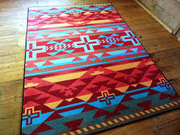 Native American Rug Patterns