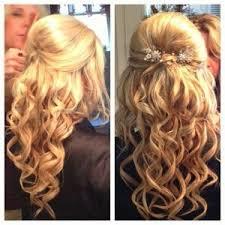 účes Na Maturitní Ples Pro Dlouhé Vlasy Nejspíše Z části Drdol A Z