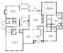floor plans for 4 bedroom homes