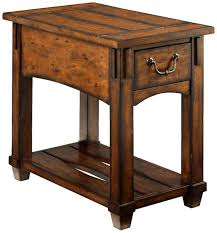 rustic end tables coffee tables