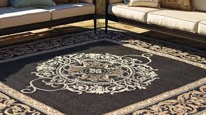 home medallion outdoor rug