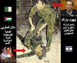 Image result for Dalal Mughrabi and ihood parak photo