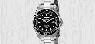 top 50 best watches under 500 for men next luxury invicta pro driver collection silver tone watches for men