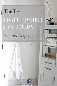 Best Light For Painting Top 8 Light Neutral Paint Colours For Home Staging Selling