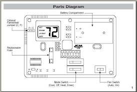 new programmable thermostat wiring doityourself com community new programmable thermostat wiring