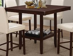 square pub tables  bistro sets you'll love  wayfair
