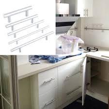 t bar kitchen cabinet handles diameter hole stainless steel kitchen cabinet door t bar knob bar
