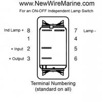 carling toggle switch wiring diagram wiring diagram and 5 pin lighted rocker switch wiring diagram digital