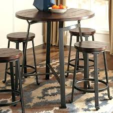 charming round pub table round pub table and chairs best pub table sets ideas on pub