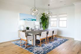 Estillo Project - Modern Coastal Dining RoomBECKI OWENS ...