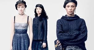 Новая рекламная кампания Dior: <b>Рут Белл</b> и Адвоа Адоба | BURO.