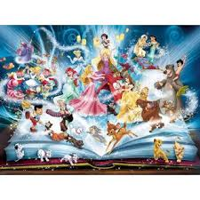 New Creative5D <b>Diamond</b> Embroidery Sale <b>fantasy cartoon</b> book ...
