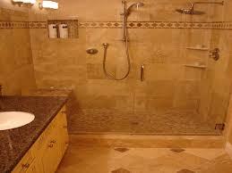 Best Bath Decor bathroom granite tiles : Decorative Shower Tile Design Ideas On Bathroom With Shower ...