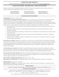 hr business partner resume application letter sample for hr  hr