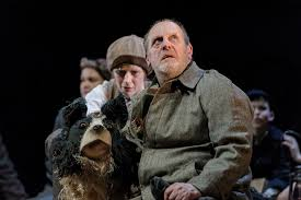 interview david troughton wales arts review david troughton tom oakley and elisa de grey puppeteer for sammy