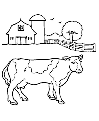 Small Picture Cow coloring pages printable ColoringStar