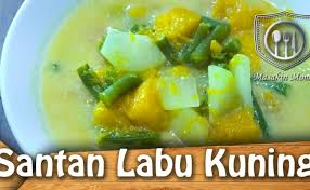 Kamu bisa membikin sayur santan pucuk labu menggunakan 9 bahan dan cara membuat 5. Resep Sayur Santan Labu Kuning Youtube Cute766