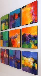 small box painting 1086 original oil painting 22 7 cm x 22 7 cm app 8 9 inch x 8 9 inch