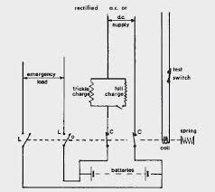 marine engineering of electrical and engine department batteries Onboard Battery Charger Wiring Diagram as it can be seen in the diagram, the batteries are in standby mode with the charging switches c closed and the load switches l open on board battery charger wiring diagram
