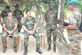 jamaica defence force form gg gets firsthand look at jdf in training