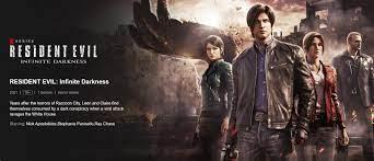 Resident Evil: Infinite Darkness Watch ...