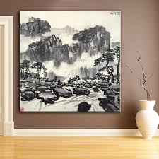 Wall Paintings For Living Room Chinese Wall Painting Promotion Shop For Promotional Chinese Wall