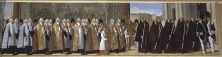 Louis Boulanger   Procession d'ouverture des états généraux à Versailles le  4.5.1789   Images d'Art