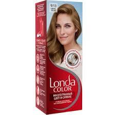 Стойкая <b>крем</b>-<b>краска для волос Londa Color</b> 9/13 Светло-русый ...