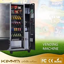 Compact Combination Vending Machine New China Break Room Compact Combo Vending Machine Operated By MdbDex