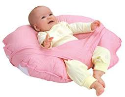 pillow for baby. leachco cuddle-u basic nursing pillow and more, pink pin dot for baby t