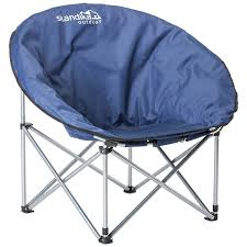 skandika mercury moon camping chair navy co uk sports outdoors