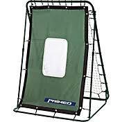 Product Image PRIMED 2-in-1 Target / Rebound Trainer Baseball Pitching Nets, Screens \u0026 Rebounders | Best Price Guarantee