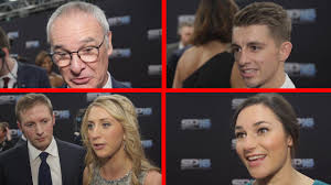 celebrities and sporting greats dazzle on the bbc sports video thumbnail sports personality of the year 2016 interviews