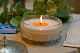 Give Your Bathroom The Spa Treatment HGTV - Candles for bathroom