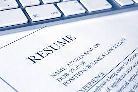 image credit resume from bigstock write up a resume