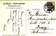 Kann man aus deutschland portos mitnehmen und in italien verwenden, um die postkarte nach deutschland zu schicken? Postkarte Wikipedia