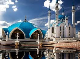 qolsharif mosque kazan russia full hd wallpaper and background