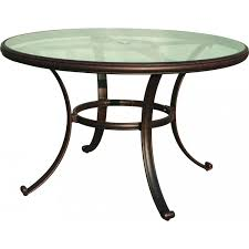 48 Inch Round Outdoor Table Tops