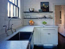 15 design ideas for kitchens without upper cabinets subway