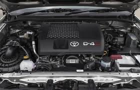 New 2.5 VNT Diesel Engine for the Toyota Hilux | Insurance Chat