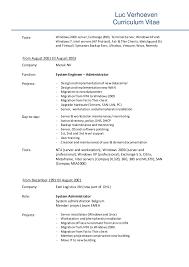 Server Resume Sle Sle Resume For Restaurant Server 28 Images