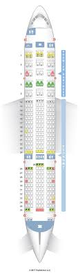 32 Bright Aeromexico Seat Map