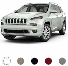 2019 Jeep Grand Cherokee Color Chart 2017 Jeep Cherokee Color Options