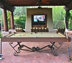 outdoor billiard table pool cover australia