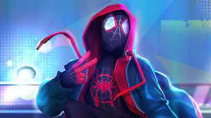 Movie Spider-Man: Into The Spider-Verse ...